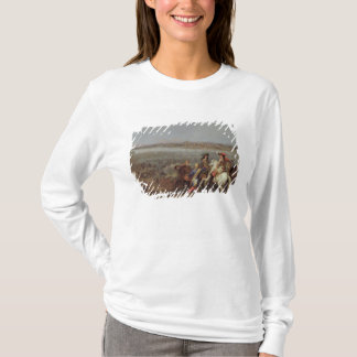 The Crossing of the Rhine, 12th June 1672 T-Shirt