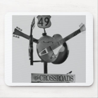 The Crossroads Mouse Mat