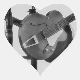 The Crossroads Heart Stickers