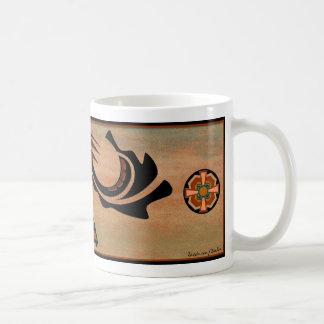 The Crow Basic White Mug