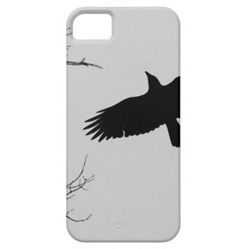The Crow iPhone 5 Cases
