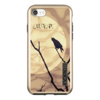 The Crow, The Moon, The Shadows Incipio DualPro Shine iPhone 8/7 Case