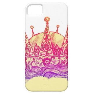 The Crown iPhone 5 Covers