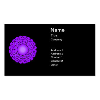 The Crown Chakra Pack Of Standard Business Cards