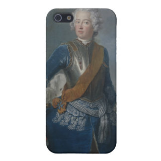 The Crown Prince Frederick II, c.1736 iPhone 5 Covers