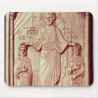 The Crowning of Otto II  and Theophrano Mouse Pad