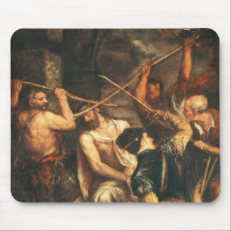 The Crowning with Thorns Mouse Pad