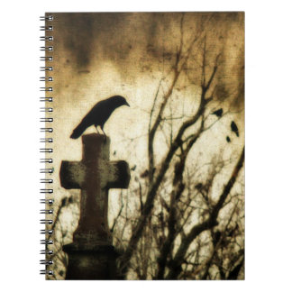 The Crows Congregate Notebook