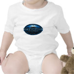 The Crucifiction Baby Bodysuits