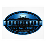 The Crucifiction Personalised Announcement