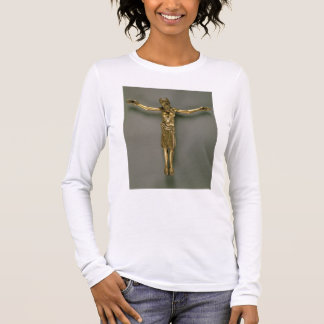 The Crucified Christ, French, second half of 12th Long Sleeve T-Shirt