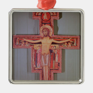 The Crucifix of St. Damian Christmas Ornament