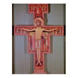The Crucifix of St. Damian Postcard