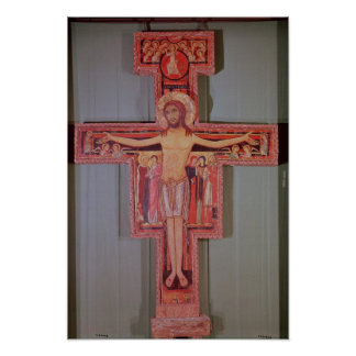 The Crucifix of St. Damian Poster