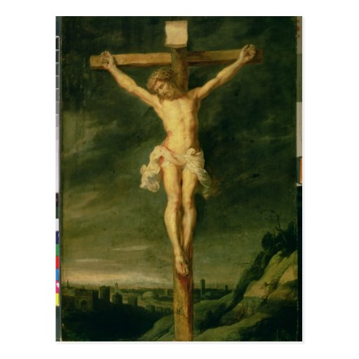 The Crucifixion 2 Postcards