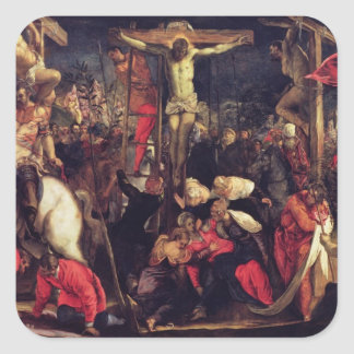The Crucifixion 2 Stickers
