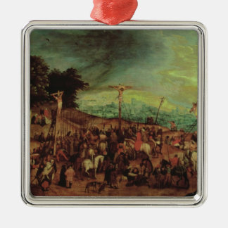 The Crucifixion Christmas Ornament