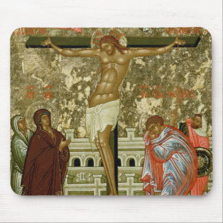 The Crucifixion of Our Lord Mouse Mat
