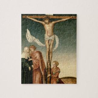 The Crucifixion (panel) Puzzle