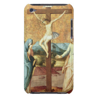 The Crucifixion with the Virgin and St John the Ev Barely There iPod Cover