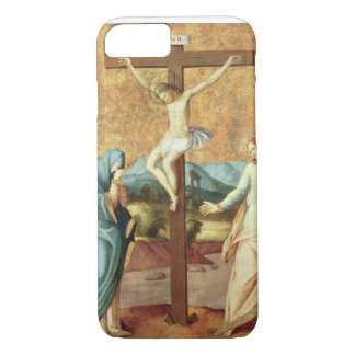 The Crucifixion with the Virgin and St John the Ev iPhone 8/7 Case