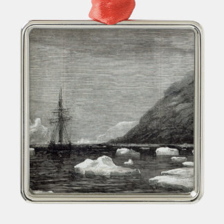 The cruise of the Pandora Christmas Ornament