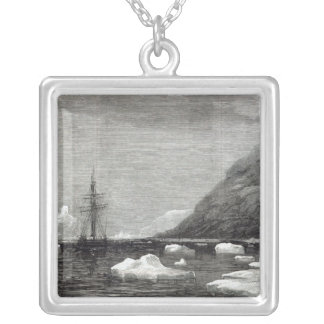 The cruise of the Pandora Silver Plated Necklace