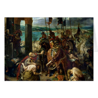 The Crusaders entry into Constantinople Cards