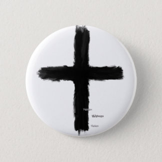 The Crusades - Teutonic Order 6 Cm Round Badge