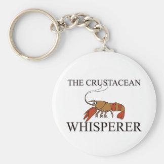 The Crustacean Whisperer Key Ring