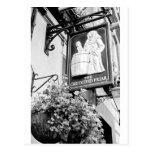 The Crutched Friar pub London Postcard
