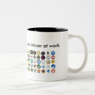 The Crypto Miner Coffee Mug