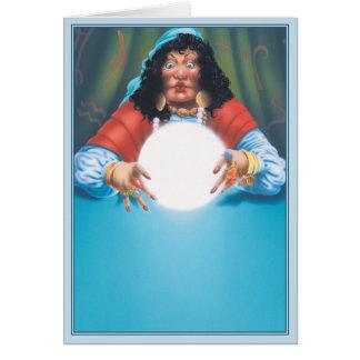 The Crystal Ball © Card