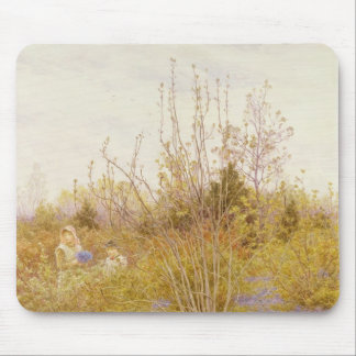 The Cuckoo Mouse Mat