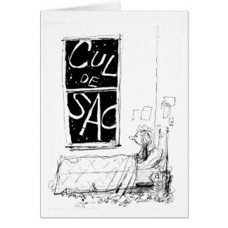 The Cul de Sac Card