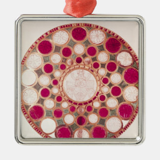 The Cup of Solomon Christmas Ornament