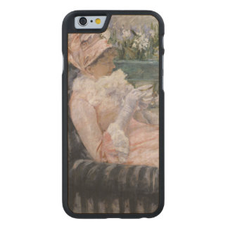 The Cup of Tea by Mary Cassatt Carved® Maple iPhone 6 Case