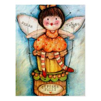 The Cupcake Fairy Postcards