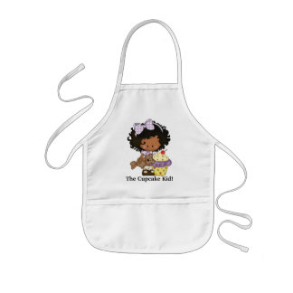 The Cupcake Kid apron