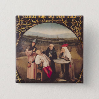 The Cure of Folly 15 Cm Square Badge