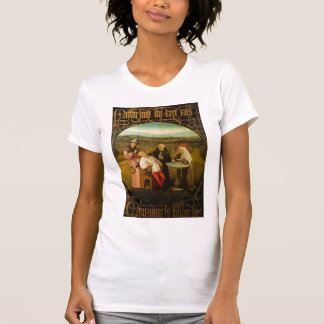 The Cure of Folly by Hieronymus Bosch T Shirts