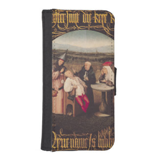 The Cure of Folly iPhone 5 Wallet Case