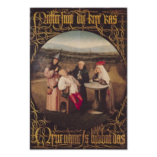 The Cure of Folly Poster