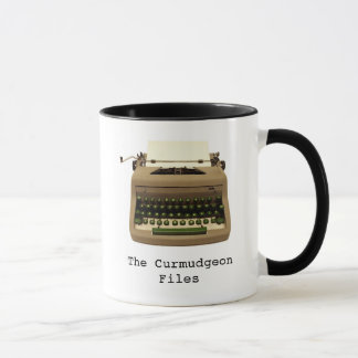 The Curmudgeon Files Mug