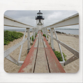 The current lighthouse, the last of many mouse pad