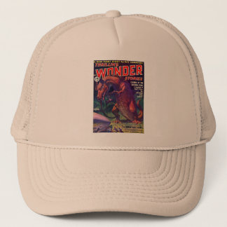 the curse of the dragon trucker hat