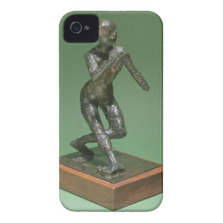 The Curtsey, c.1896 (bronze) iPhone 4 Case-Mate Cases