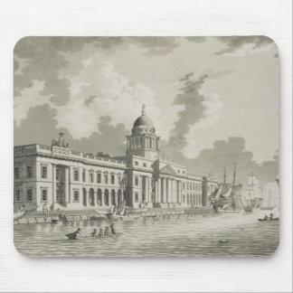 The Custom House, Dublin, 1792 (engraving) Mouse Mat