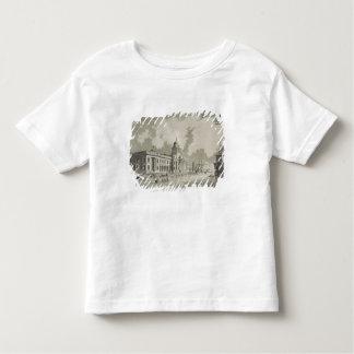 The Custom House, Dublin, 1792 (engraving) Toddler T-Shirt