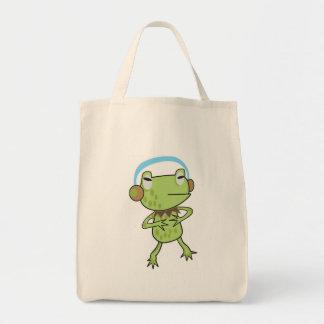 The Cute Musical Frog Bag